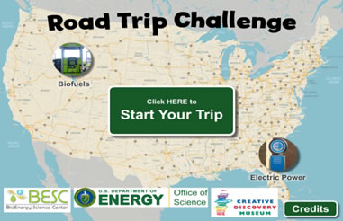 road trip challenge icon